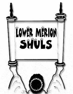 Lower Merion shuls